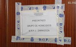 Detenido un hombre por matar a su mujer en Zaragoza