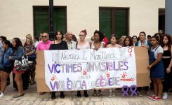 27 niños asesinados por violencia machista desde 2013