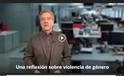 UNA REFLEXION SOBRE VIOLENCIA DE GÉNERO